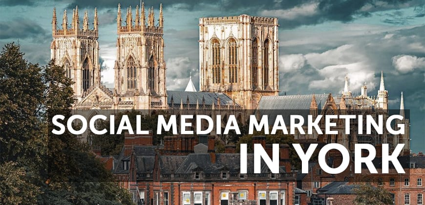 social media marketing york